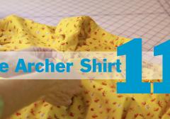 Archer Shirt title cards League episode 11