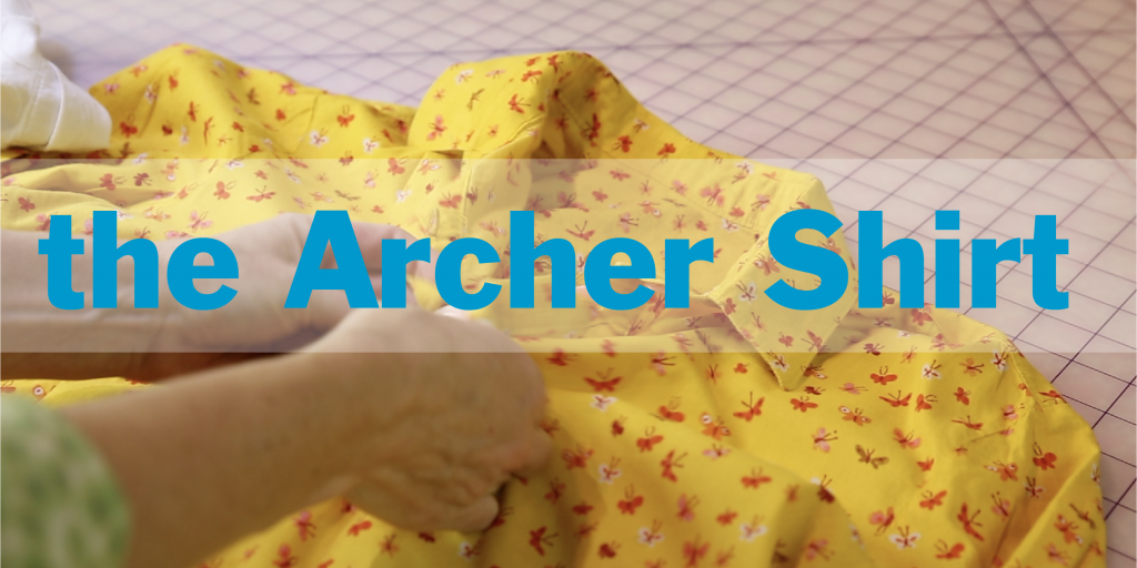 Archer shirt end title